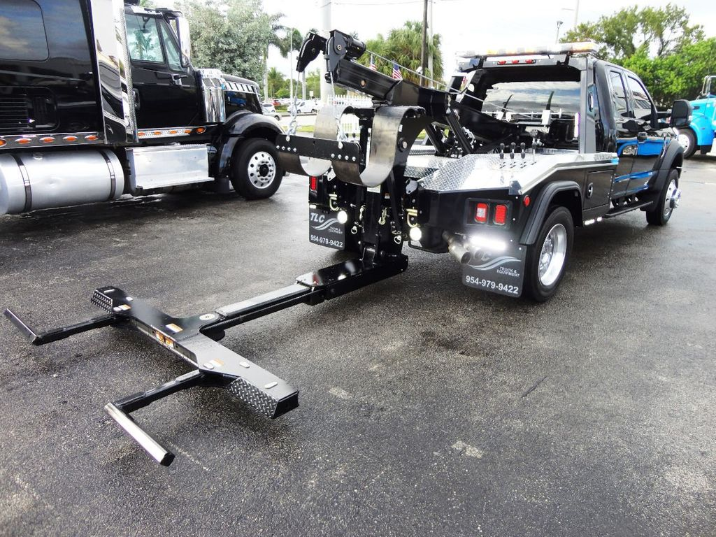 2019 Ford F550 XLT 4X4. MPL40 WRECKER TOW TRUCK JERR-DAN. EXENTED CAB - 19531209 - 33
