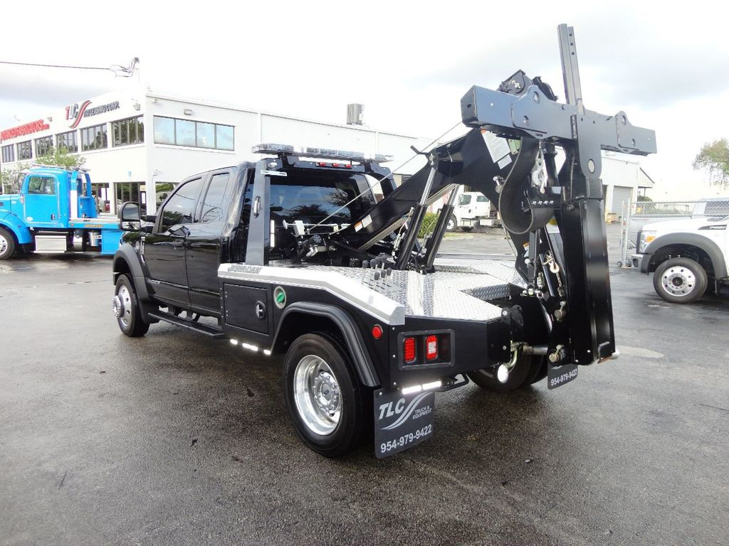 2019 Ford F550 XLT 4X4. MPL40 WRECKER TOW TRUCK JERR-DAN. EXENTED CAB - 19531209 - 3