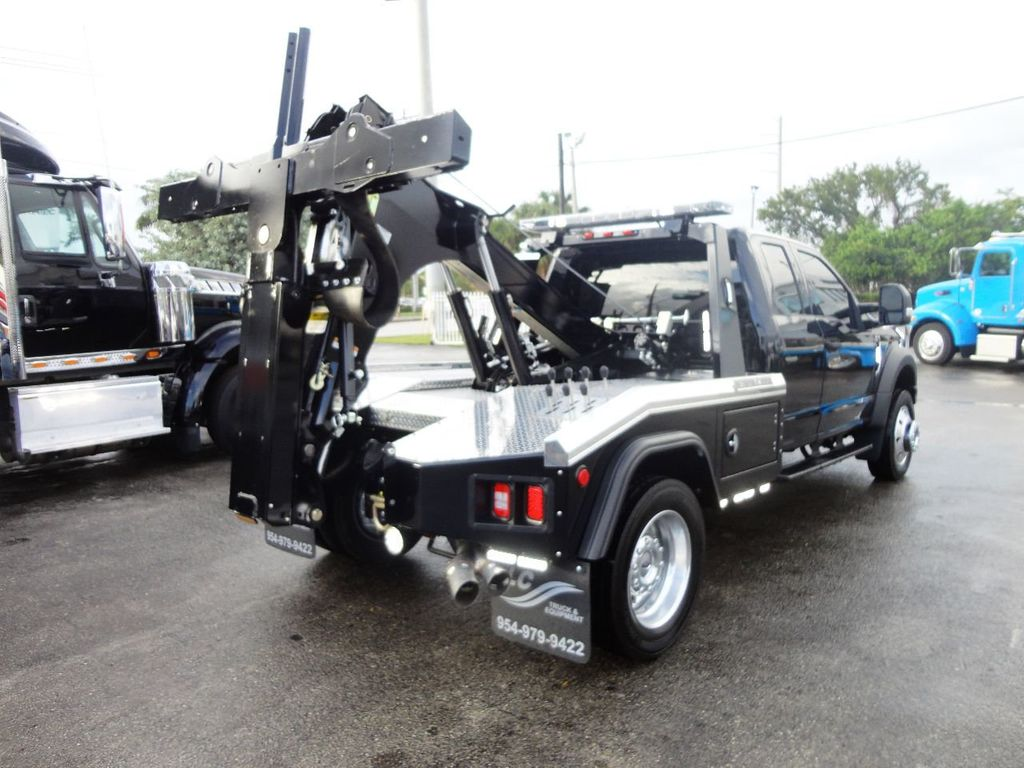 2019 Ford F550 XLT 4X4. MPL40 WRECKER TOW TRUCK JERR-DAN. EXENTED CAB - 19531209 - 5
