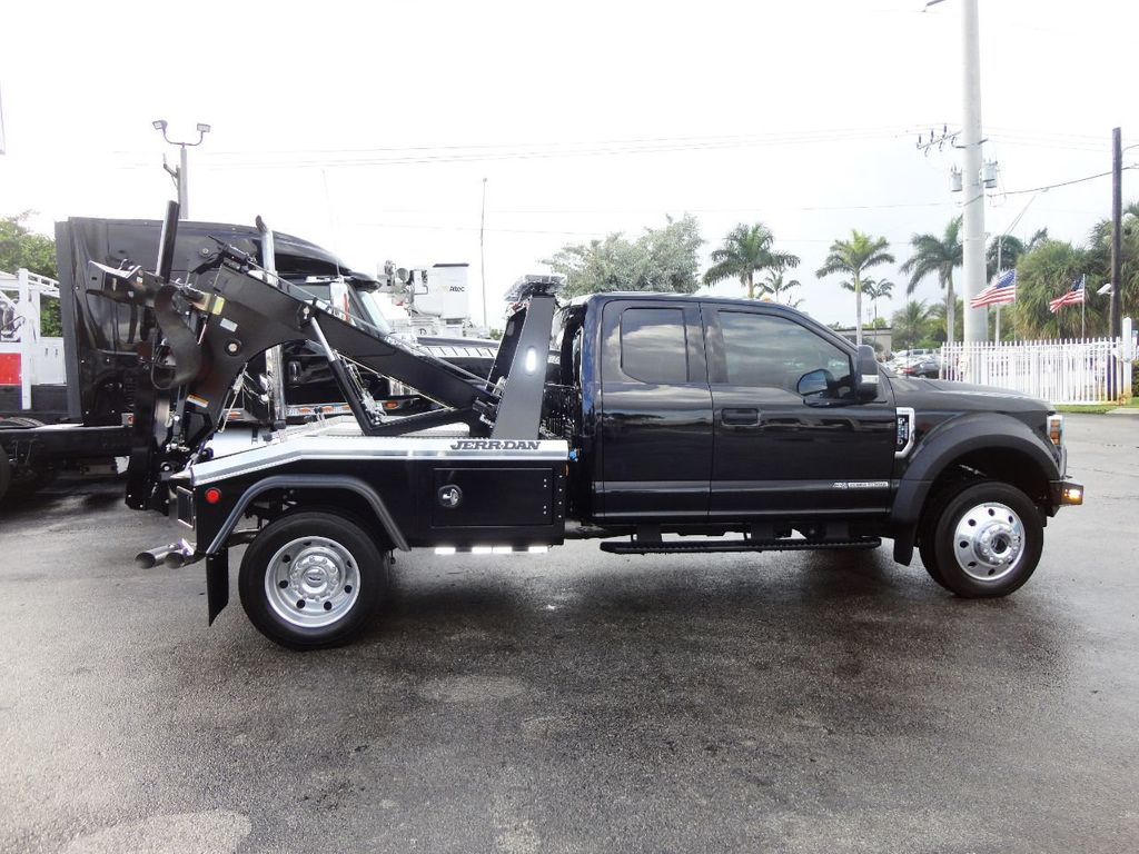 2019 Ford F550 XLT 4X4. MPL40 WRECKER TOW TRUCK JERR-DAN. EXENTED CAB - 19531209 - 6