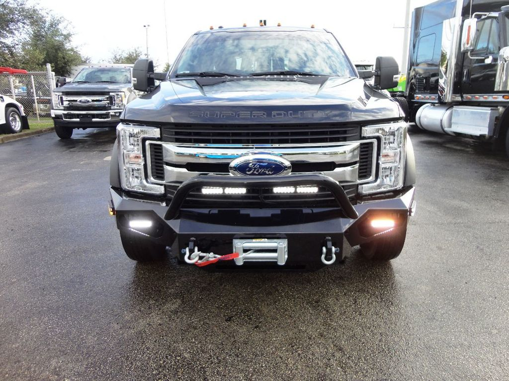 2019 Ford F550 XLT 4X4. MPL40 WRECKER TOW TRUCK JERR-DAN. EXENTED CAB - 19531209 - 7