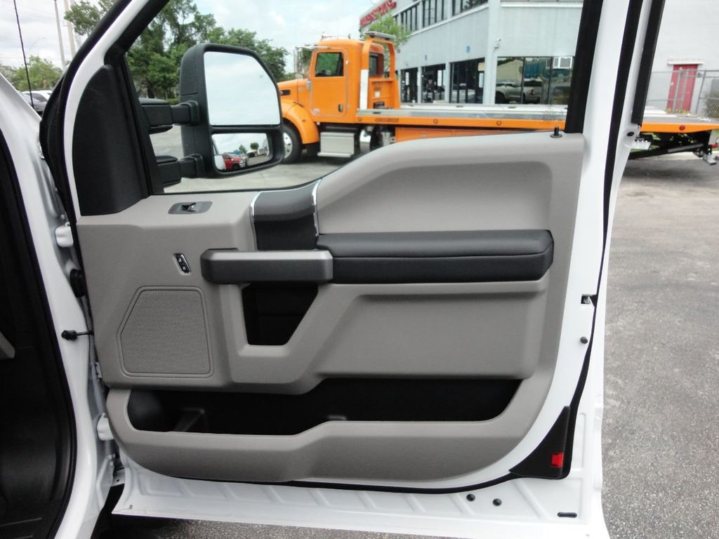 2019 Ford F550 XLT JERR-DAN MPL40 WRECKER TOW TRUCK. 4X4 EXENTED CAB - 18087461 - 25