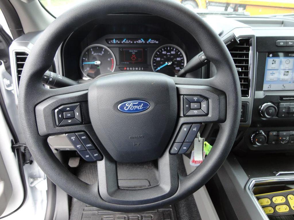 2019 Ford F550 XLT JERR-DAN MPL40 WRECKER TOW TRUCK. 4X4 EXENTED CAB - 18087461 - 31
