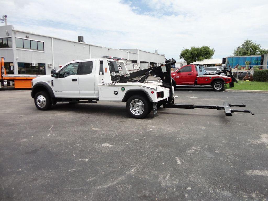 2019 Ford F550 XLT JERR-DAN MPL40 WRECKER TOW TRUCK. 4X4 EXENTED CAB - 18087461 - 8