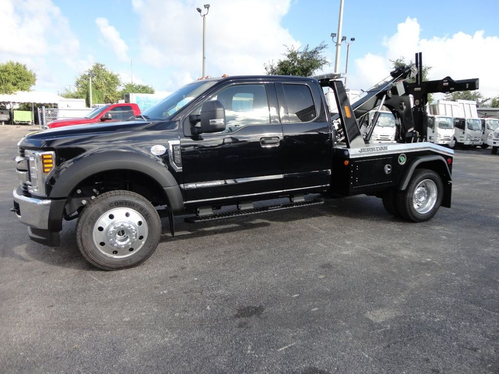 2019 Ford F550 XLT. MPL40 WRECKER TOW TRUCK JERR-DAN. 4X4 EXENTED CAB - 18203470 - 0