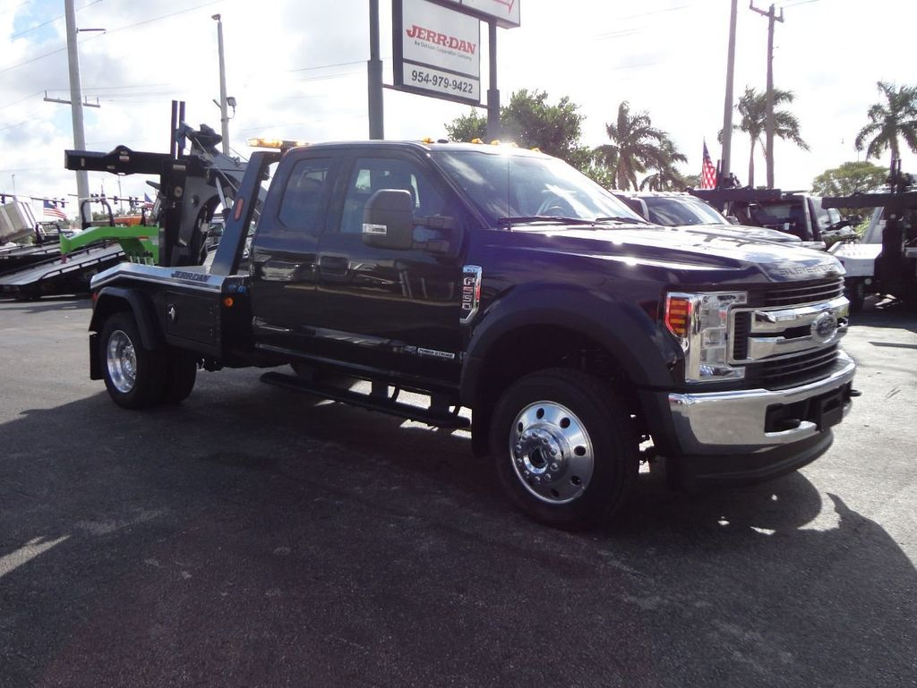 2019 Ford F550 XLT. MPL40 WRECKER TOW TRUCK JERR-DAN. 4X4 EXENTED CAB - 18203470 - 9