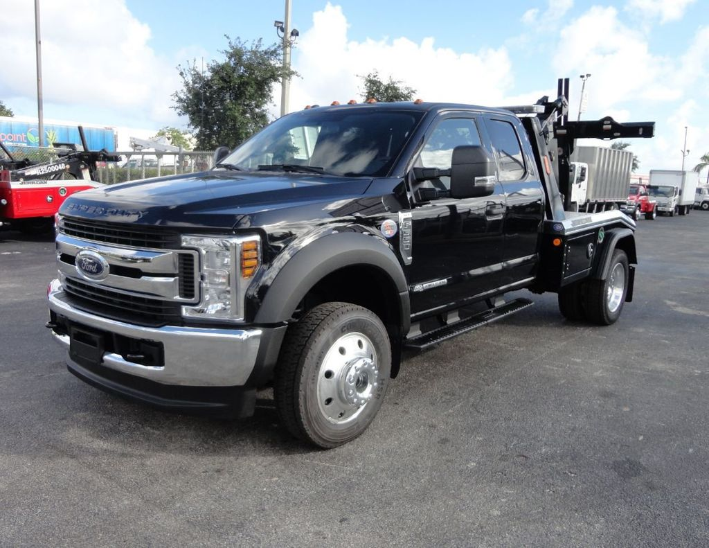 2019 Ford F550 XLT. MPL40 WRECKER TOW TRUCK JERR-DAN. 4X4 EXENTED CAB - 18203470 - 1
