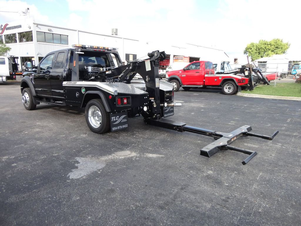 2019 Ford F550 XLT. MPL40 WRECKER TOW TRUCK JERR-DAN. 4X4 EXENTED CAB - 18203470 - 19