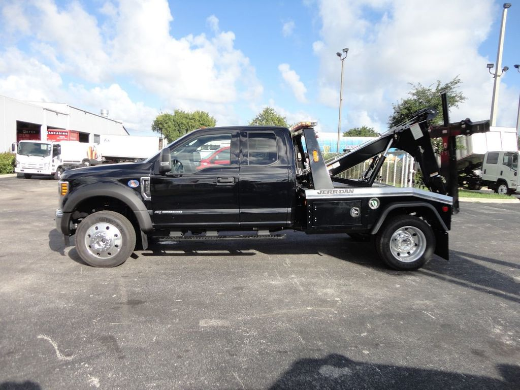 2019 Ford F550 XLT. MPL40 WRECKER TOW TRUCK JERR-DAN. 4X4 EXENTED CAB - 18203470 - 2