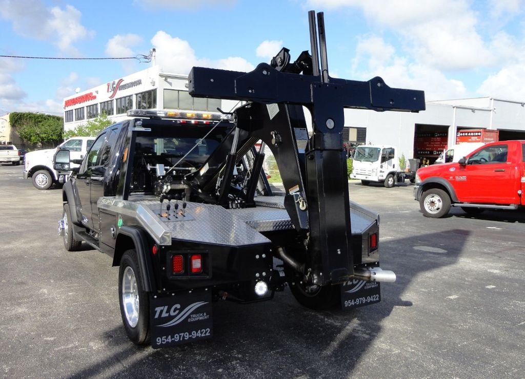 2019 Ford F550 XLT. MPL40 WRECKER TOW TRUCK JERR-DAN. 4X4 EXENTED CAB - 18203470 - 4