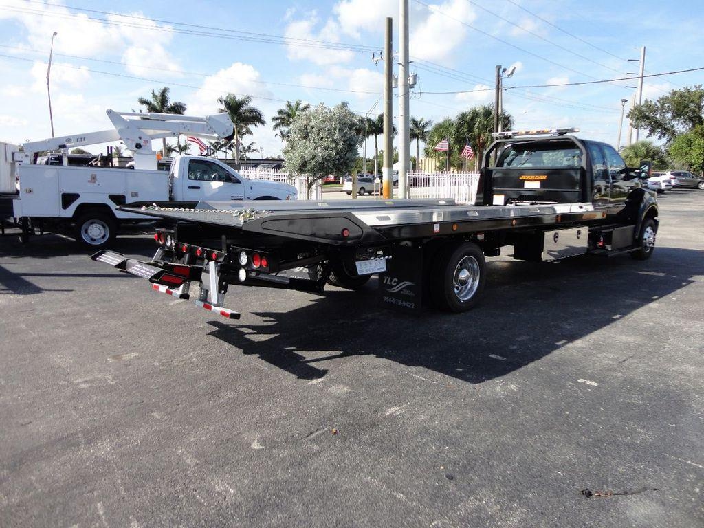 2019 Ford F650 22FT JERRDAN ROLLBACK TOW TRUCK.. 22SRR6DT-W-LP SHARK - 18281034 - 5