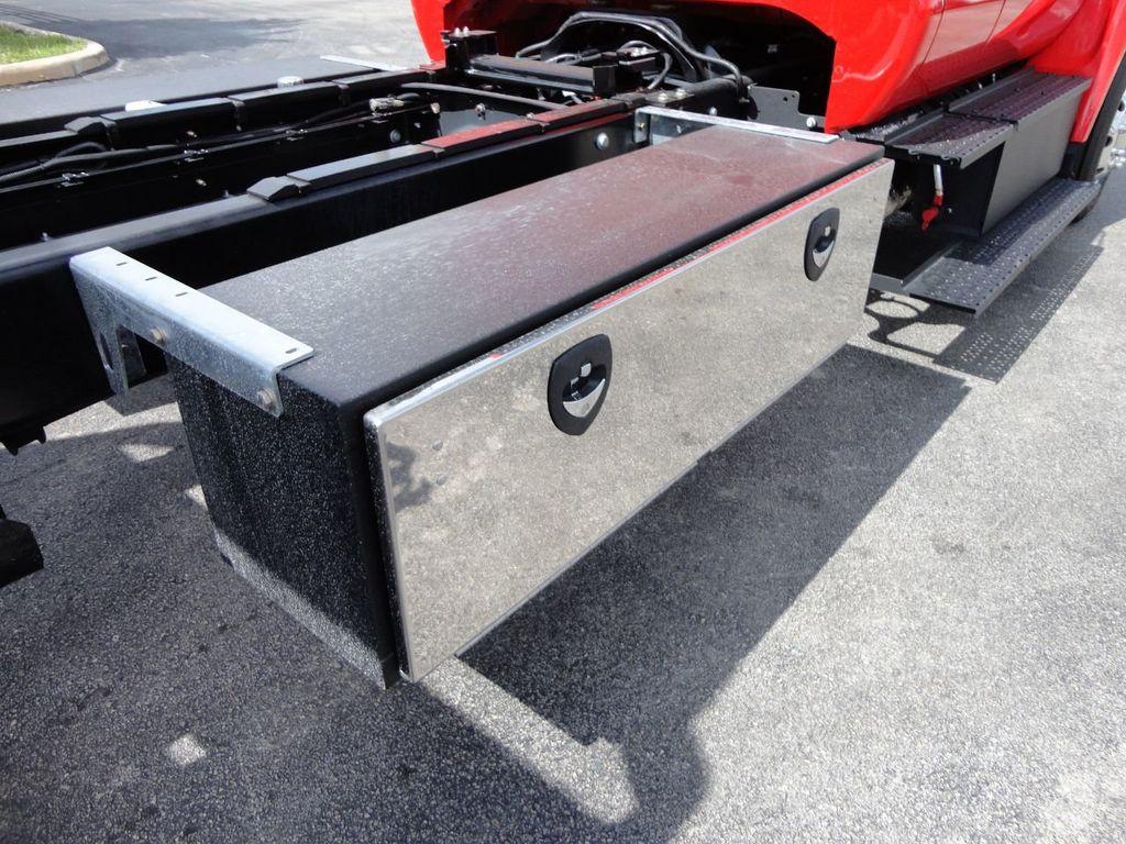 2019 Ford F650 22FT JERRDAN ROLLBACK TOW TRUCK.. 22SRR6T-W-LP (LCG) - 18238337 - 36