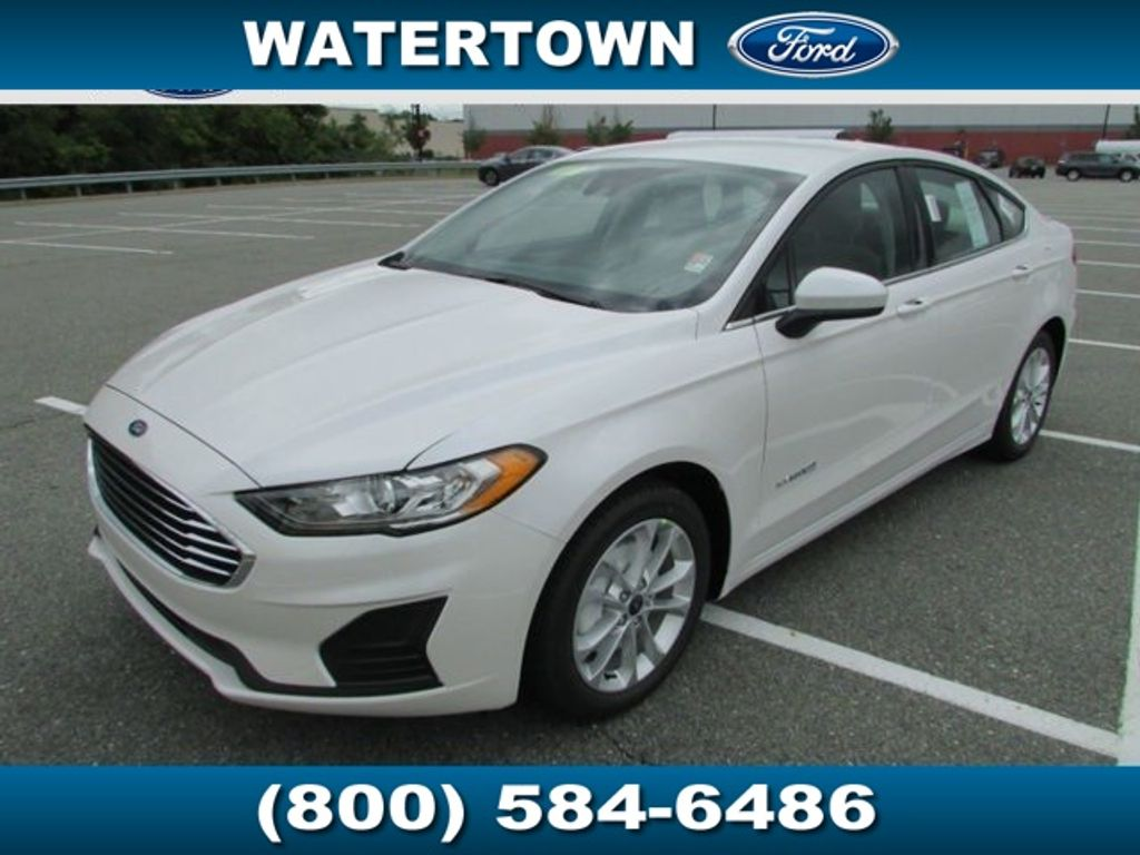Dealer Video - 2019 Ford Fusion Hybrid SE FWD - 18044341