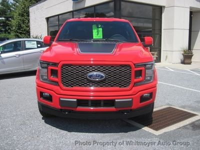 2019 Ford F-150 Lariat - Click to see full-size photo viewer