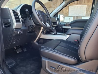 2019 Ford F-150 LARIAT 2WD SuperCab 6.5' Box - Click to see full-size photo viewer