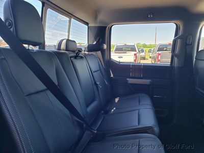 2019 Ford F-150 LARIAT 4WD SuperCrew 5.5' Box - Click to see full-size photo viewer