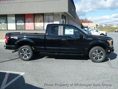 2019 Ford F-150 XL 4WD SuperCab 6.5' Box - Click to see full-size photo viewer
