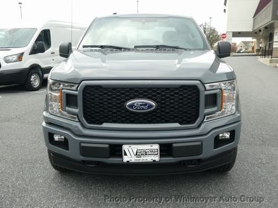 2019 Ford F-150 XL 4WD SuperCrew 5.5' Box - Click to see full-size photo viewer