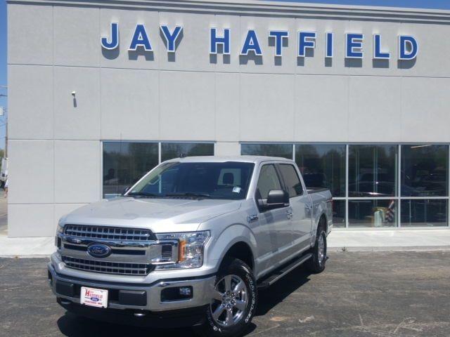 Jay Hatfield Ford >> 2019 New Ford F 150 Xlt At Jay Hatfield Serving Columbus Ks