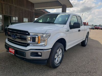 2019 Ford F-150 XLT 2WD SuperCab 6.5' Box - Click to see full-size photo viewer