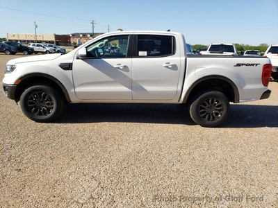 2019 Ford Ranger LARIAT 2WD SuperCrew 5' Box - Click to see full-size photo viewer