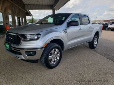 New 2019 Ford Ranger LARIAT 4WD SuperCrew 5' Box Truck