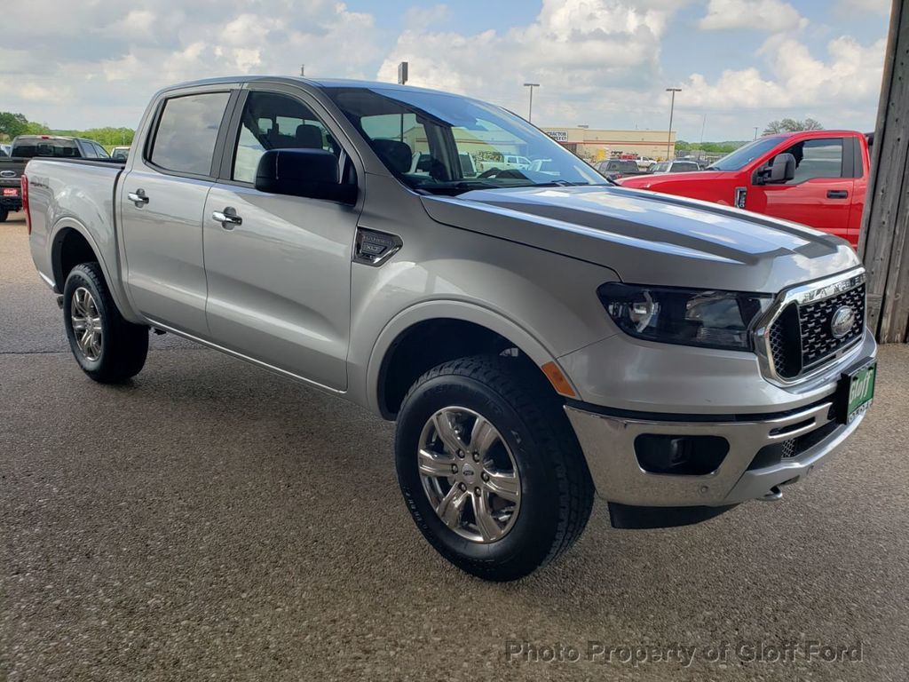 2019 Ford Ranger LARIAT 4WD SuperCrew 5' Box - 18913850 - 2