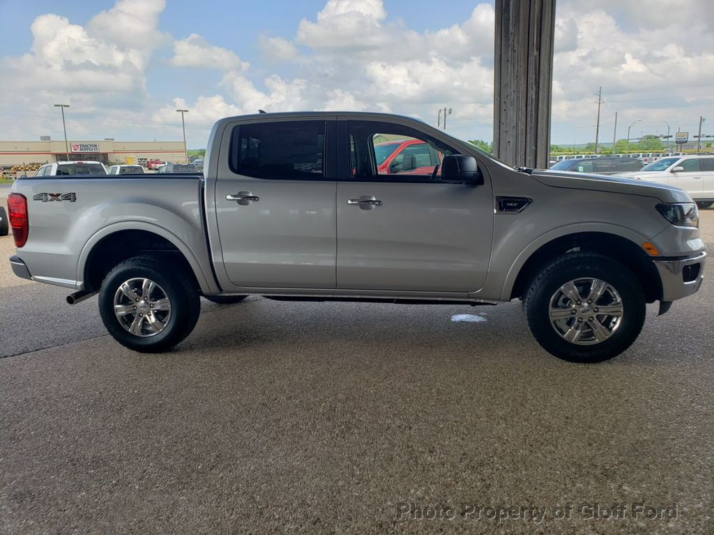 2019 Ford Ranger LARIAT 4WD SuperCrew 5' Box - 18913850 - 3