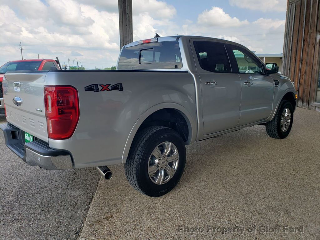 2019 Ford Ranger LARIAT 4WD SuperCrew 5' Box - 18913850 - 4