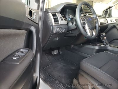 2019 Ford Ranger XLT 2WD SuperCab 6' Box - Click to see full-size photo viewer