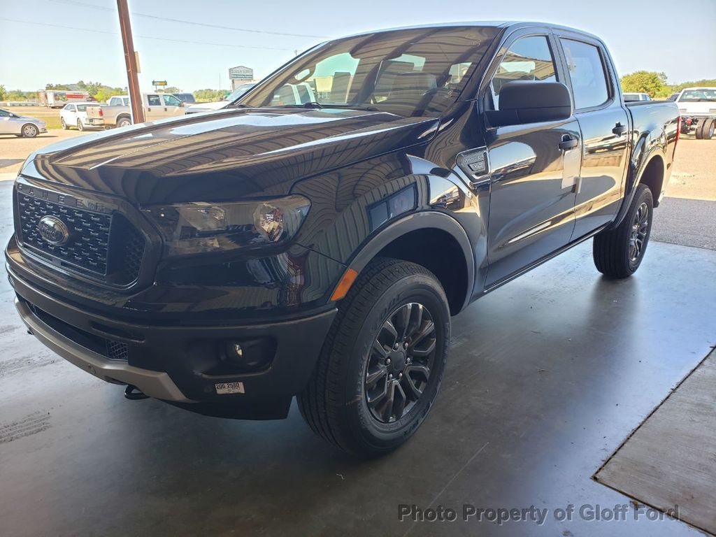 2019 Ford Ranger XLT 2WD SuperCrew 5' Box - 19244576 - 0