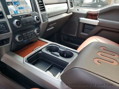 2019 Ford Super Duty F-250 SRW King Ranch 2WD Crew Cab 6.75' Box - Click to see full-size photo viewer