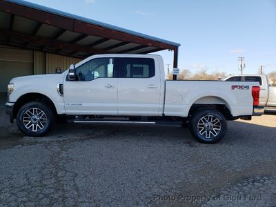 2019 Ford Super Duty F-250 SRW LARIAT 4WD Crew Cab 8' Box - Click to see full-size photo viewer