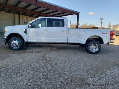 New 2019 Ford Super Duty F-350 DRW LARIAT 4WD Crew Cab 8' Box Truck