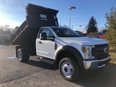 2019 Ford Super Duty F-450 DRW Cab-Chassis
