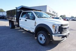 2019 Ford Super Duty F-450 DRW Cab-Chassis - 1FD9W4HT1KEF85734