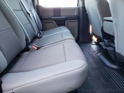 """2019 Ford Super Duty F-450 DRW Cab-Chassis XL 4WD Crew Cab 203"""" WB 84"""" CA - Click to see full-size photo viewer"""