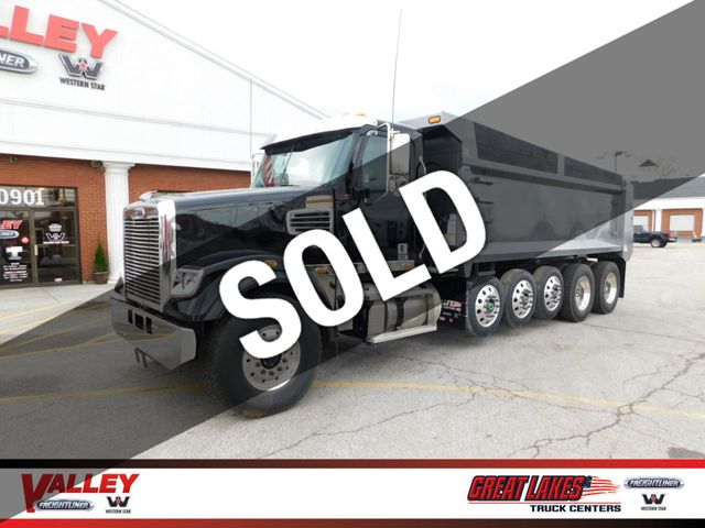 2019 New Freightliner 122SD Cummins X15 Powered At Valley Freightliner Serving Parma OH IID 18534653