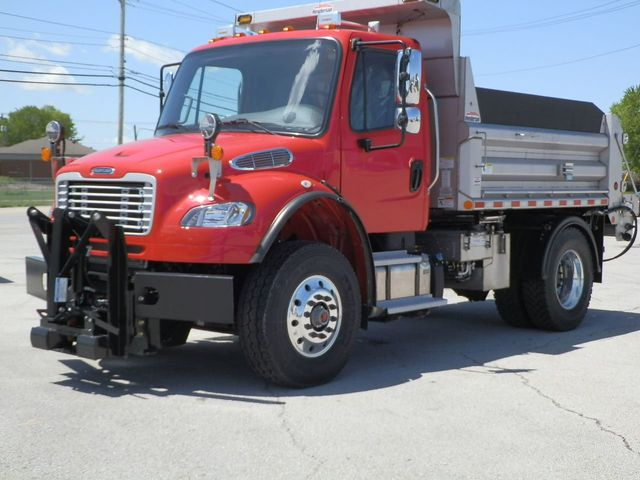 2019 New Freightliner M2106 10' SST BED at Mansfield