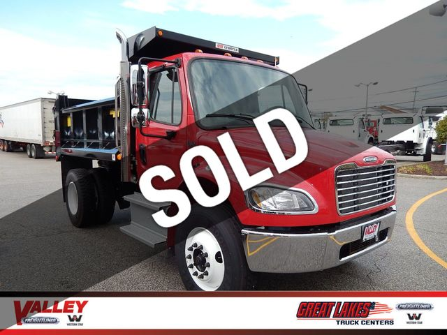 2019 New Freightliner M2-106 (3) Available! 10ft Dump at Valley  Freightliner Serving Parma, OH, IID 18141757