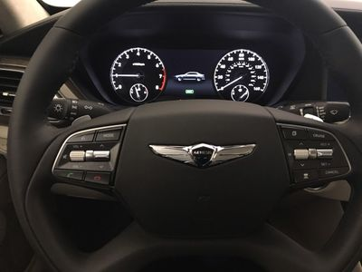 2019 Genesis G90 5.0L Ultimate RWD Sedan - Click to see full-size photo viewer