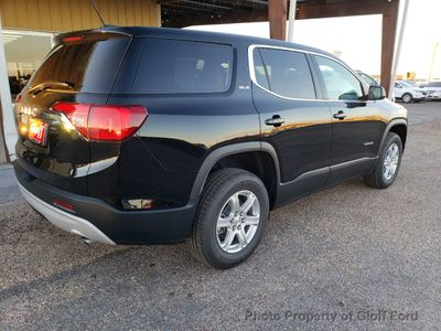 2019 GMC Acadia AWD 4dr SLE w/SLE-1 - Click to see full-size photo viewer