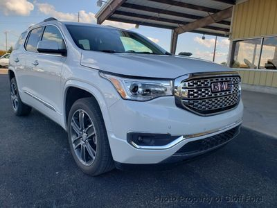 2019 GMC Acadia FWD 4dr Denali - Click to see full-size photo viewer