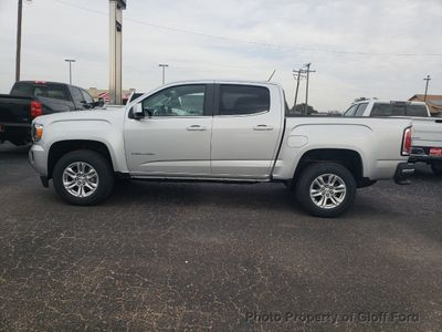 "2019 GMC Canyon 2WD Crew Cab 128.3"" SLE - Click to see full-size photo viewer"
