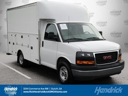 2019 GMC Savana Commercial Cutaway - 1GD07RFG6K1308111