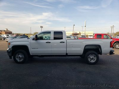 "2019 GMC Sierra 2500HD 4WD Double Cab 144.2"" - Click to see full-size photo viewer"