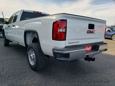 "2019 GMC Sierra 2500HD 4WD Double Cab 158.1"" - Click to see full-size photo viewer"