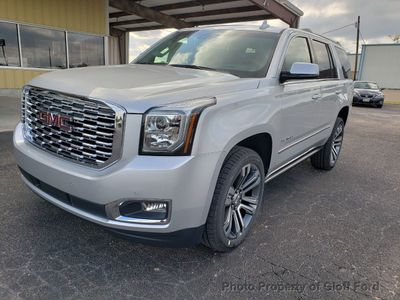 2019 GMC Yukon 4WD 4dr Denali - Click to see full-size photo viewer