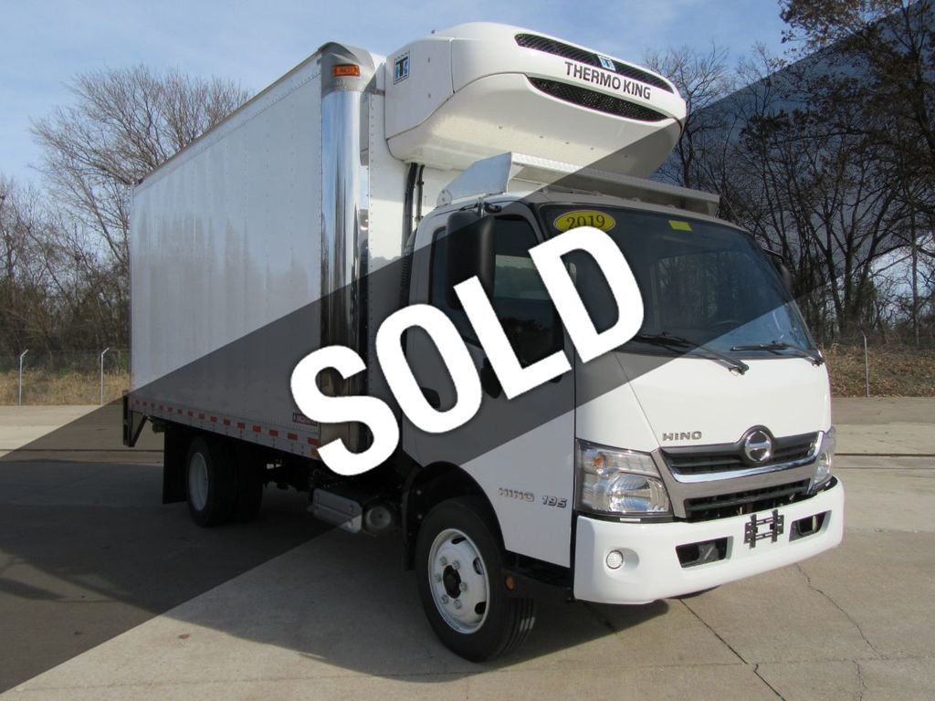 2019 HINO 195 (16ft Reefer with Liftgate) - 18535208 - 0