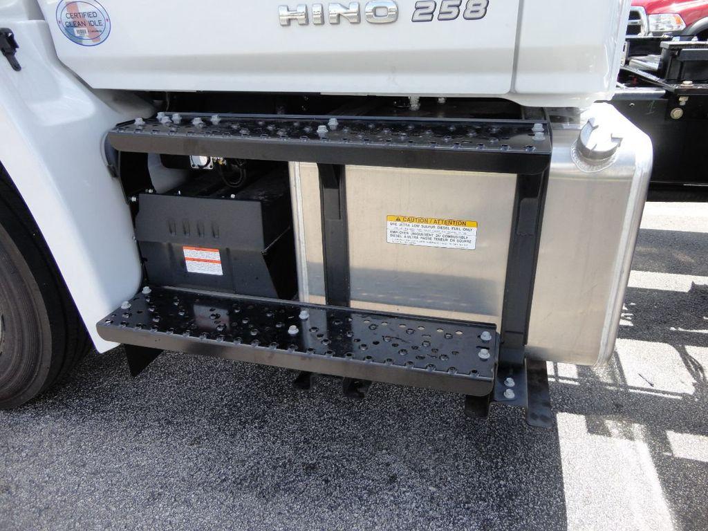 2019 HINO 258ALP 22FT XLP (LCG) JERRDAN ROLL-BACK..AIR BRAKE..AIR RIDE.. - 17687182 - 19